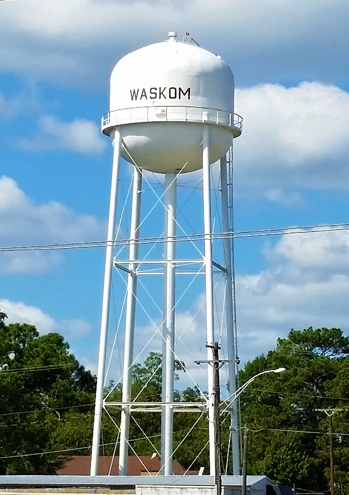 Water Dept City Of Waskom Texas Official Site